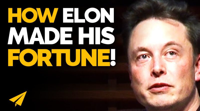 I Started My Whole EMPIRE With Just ONE COMPUTER! | Elon Musk | #Entspresso