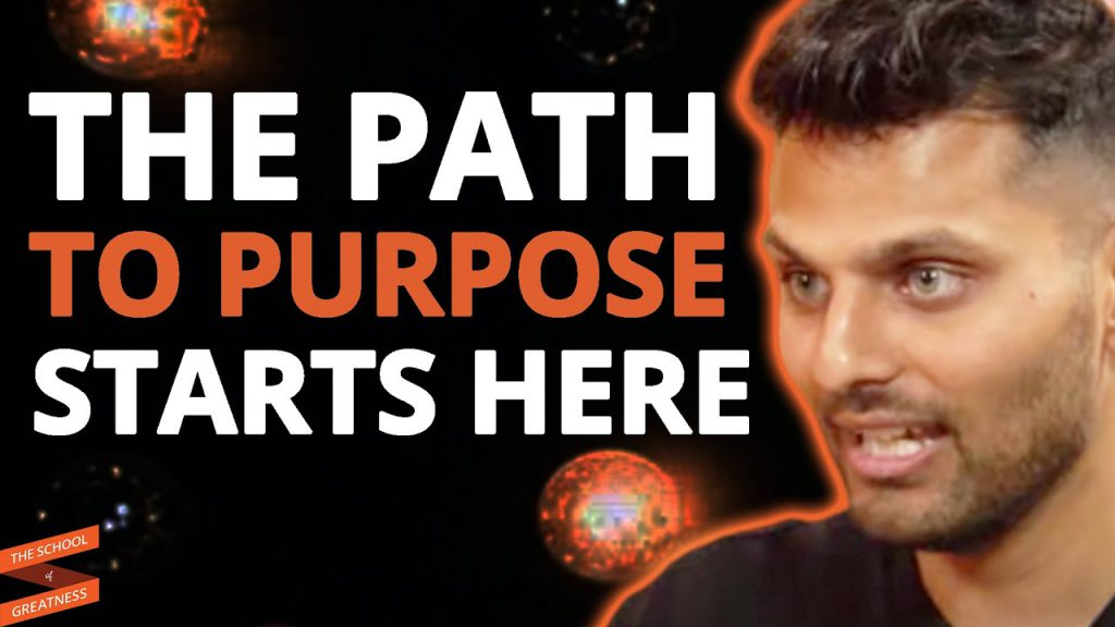 Jay Shetty EXPLAINS How To Find Your PURPOSE & BUILD A ...