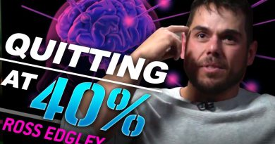 LISTEN TO YOUR BODY: How To Handle Extreme Endurance Training & Beat Fatigue | Ross Edgley