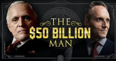 LONDON REAL - THE 50 BILLION DOLLAR MAN