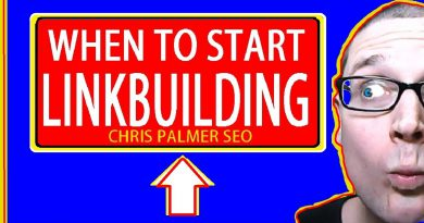 Link Building SEO For New Website