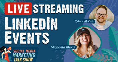 LinkedIn Live Streaming for LinkedIn Events