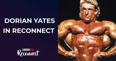 MY ADVICE WHEN STARTING TO EXPERIMENT WITH AYAHUASCA & PSYCHEDELICS | Dorian Yates In Reconnect