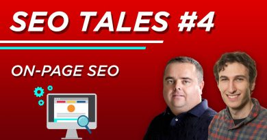 On Page SEO | SEO Tales | Episode 4