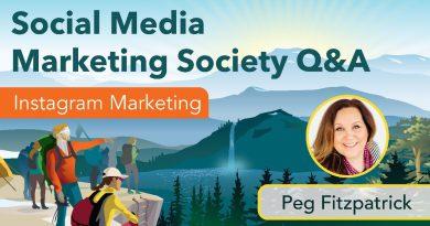 Social Media Marketing Society Q&A with Peg Fitzpatrick
