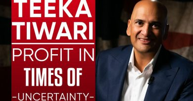 TEEKA TIWARI - HOW TO PROFIT IN TIMES OF UNCERTAINTY: THE RARE INVESTMENT OPPORTUNITY HAPPENING NOW