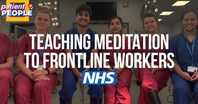 Teaching Meditation to Frontline Workers