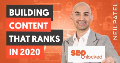 The 10 Commandments of Content Marketing - Content Marketing Part 2 - Lesson 1 -  SEO Unlocked