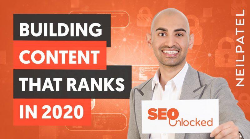 The 10 Commandments of Content Marketing - Content Marketing Part 2 - Lesson 1 -  SEO Unlocked