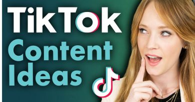 TikTok Content Ideas for Businesses