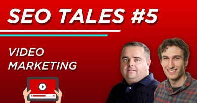Video Marketing | SEO Tales | Episode 5