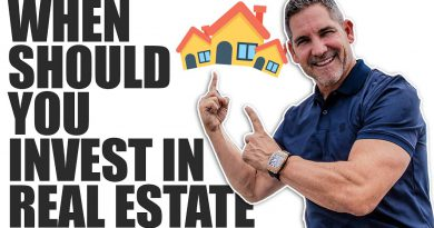 When Should You Invest in Real Estate - Grant Cardone
