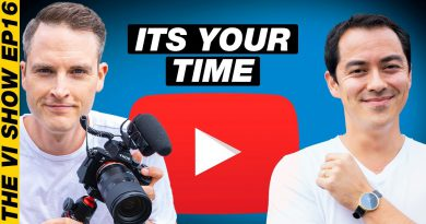 Why NOW is the Time to Go All-In with YouTube & 5 Tips for Getting Views and Growing #ViShow 16