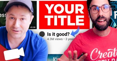 Why These Video Titles Get Millions of Views