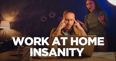 Work at home Insanity - The G&E Show LIVE!