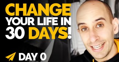 YOU Can Change Your LIFE in 30 Days! | #BestLife30