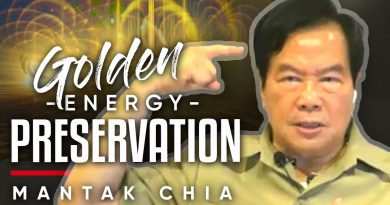 YOUNG PEOPLE TODAY ORGASM TOO MUCH: The Golden State To Preserve Your Energy   Mantak Chia