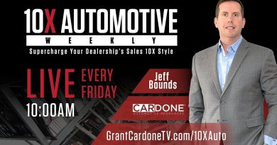 10X Automotive Weekly with Jeff Bounds