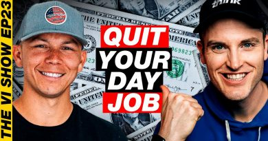 6 Steps to Quitting Your Day Job and Going Full-Time on YouTube - Peter Voogd #VIShow23
