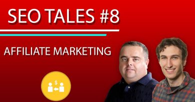 Affiliate Marketing | SEO Tales | Episode 8