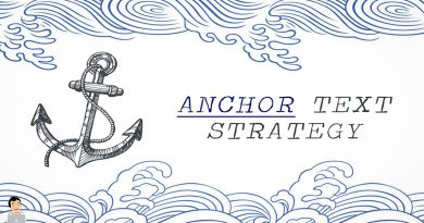 Anchor Text Strategy, A Guide on how to Pick the right Anchor Text