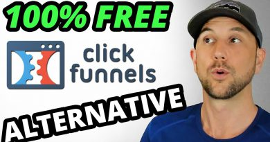 Clickfunnels Alternative -100% FREE Funnel Builder