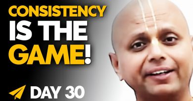 Everything GOOD in LIFE Comes From CONSISTENCY! | #BestLife30 - Day 30: Consistency