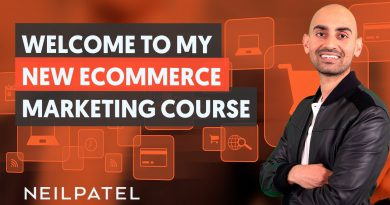 Getting Started With eCommerce - Module 1 - Part 1 - eCommerce Unlocked