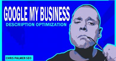 Google My Business Optimization SEO