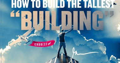 "How To Build The Tallest ""Building"" 