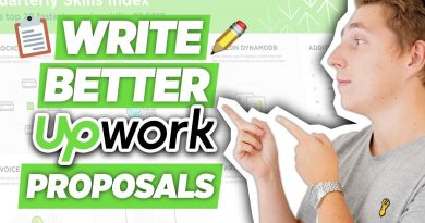 How To Write A Upwork Proposal - Upwork Cover Letter Tips