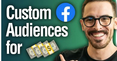 How to Create Facebook Custom Audiences That Convert