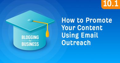 How to Promote Your Content Using Email Outreach [10.1]