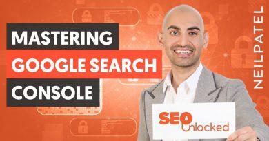 How to Setup Google Search Console - Module 06 - Lesson 2 - SEO Unlocked