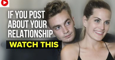 If You Post About Your Relationship, Watch This