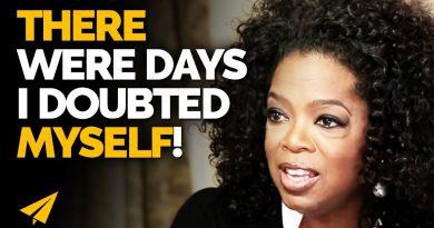 It's a GOOD THING to Go Through HARDSHIPS! | Oprah Winfrey | #Entspresso