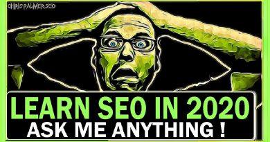 Learn SEO 2020