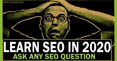 Learn SEO in 2020