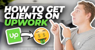Live SMMA Upwork Outreach - How To Get SMMA Clients On Upwork