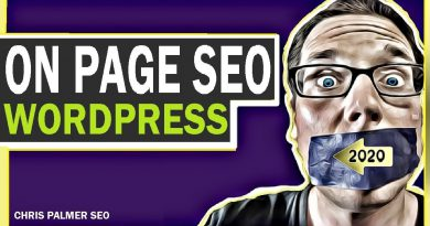 On Page SEO WordPress Tutorial