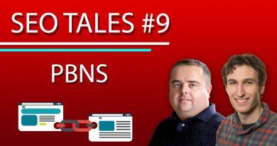 PBNs   DO PBN's still work?   SEO Tales   Episode 9