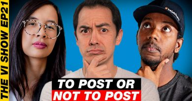 Post or Not to Post? Knowing When & What is Appropriate to Post During Black Lives Matter #VIShow21