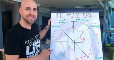 Project Life Mastery: How To Master Every Area Of Your Life
