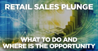 Retail Sales Plunge - What to Do & Where is the Opportunity - Cardone Zone with Grant Cardone