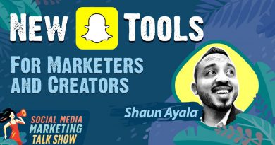 Snapchat Rolls Out New Features for Marketers and Creators