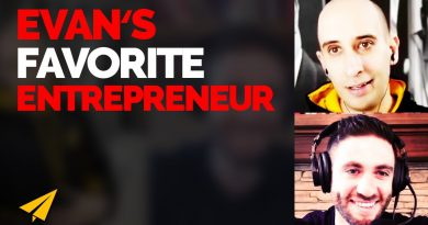 THIS Guy is My Favorite ENTREPRENEUR! | #EvanInterviews