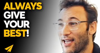 THIS is the QUESTION I'm Being ASKED Most OFTEN! | Simon Sinek | #Entspresso