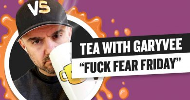 Tea with GaryVee 043 - Friday 9:00am ET | 6-26-2020