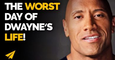The GREATEST LESSON I've Ever LEARNED! | Dwayne Johnson | #Entspresso