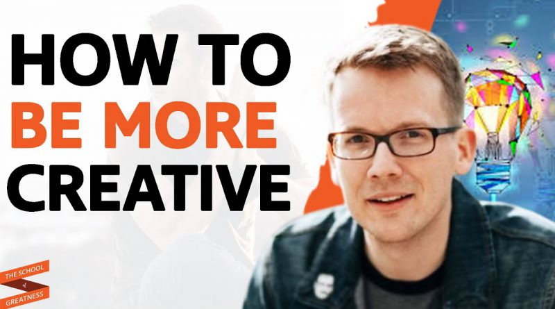 The SECRET To CREATIVE THINKING Explained For SUCCESS | Hank Green & Lewis Howes